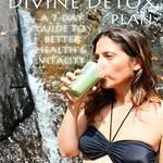 Juliette's Divine Detox plan