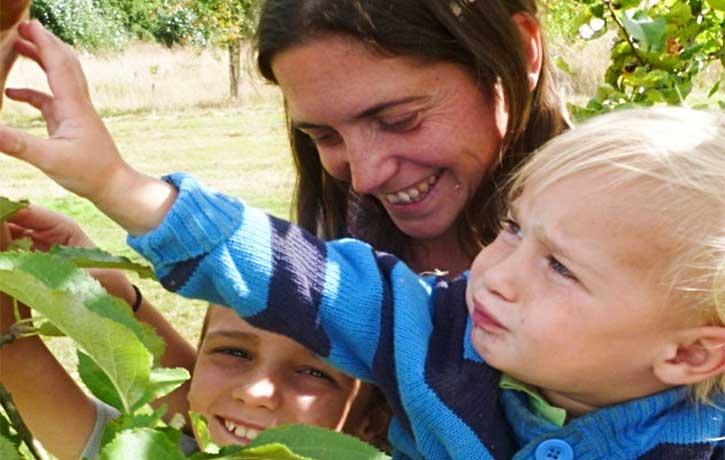 Start in nature stay in nurture