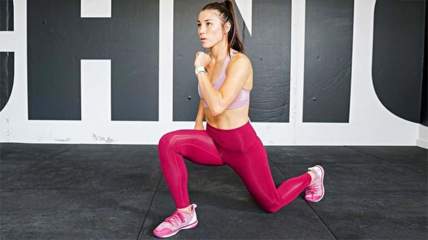 Top 5 Benefits of Lunges -Keep Fit Kingdom