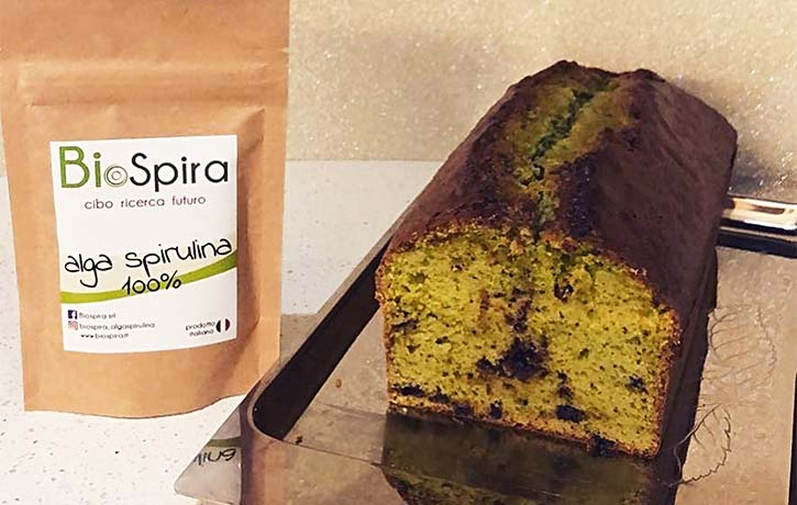 Great BioSpira bake!