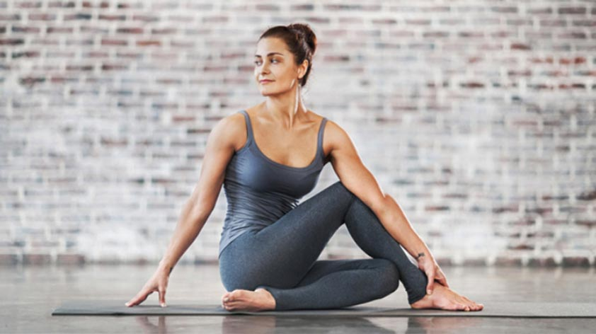 PMS 5 Effective Yoga Poses to Relieve Pain Cramps Keep Fit Kingdom 842x472