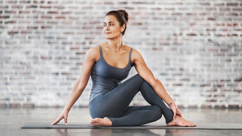 Йога И Похудение Лица. 24 эффективных асаны для похудения в домашних условиях