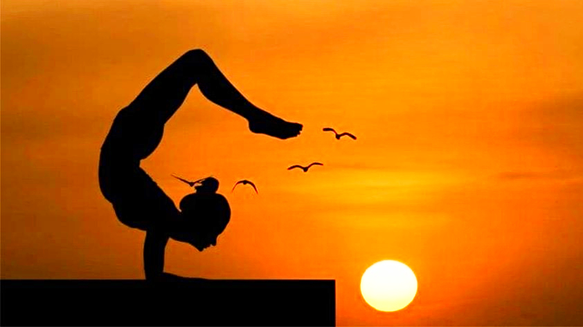 Yoga in Goa The Connection Between Sunsets and Yoga Keep Fit Kingdom