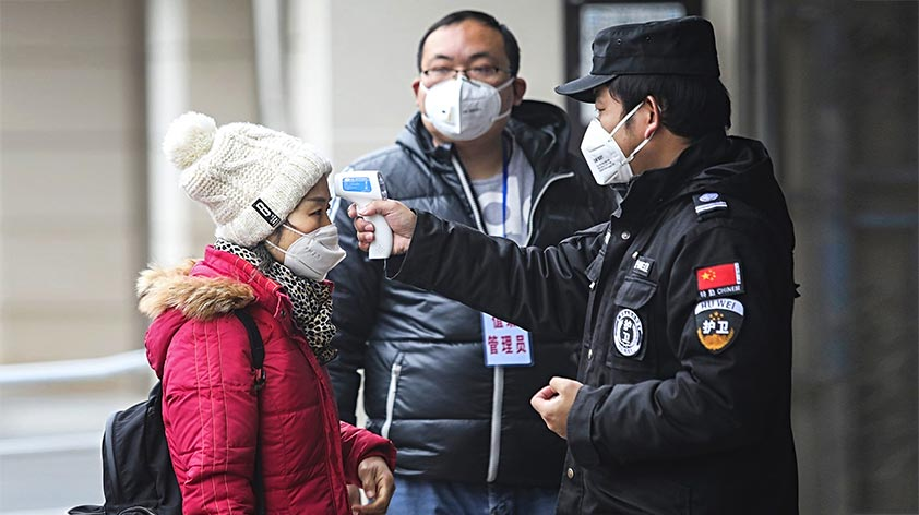 Coronavirus China has it Under Control, Europe Must Follow Rules -Keep Fit Kingdom