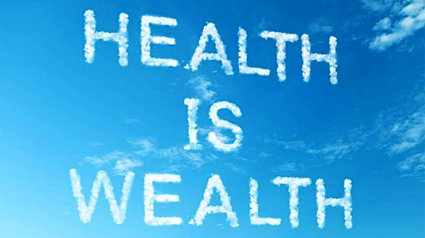 Health is Wealth 5 Awesome Financial Benefits of Keeping Fit -Keep Fit Kingdom