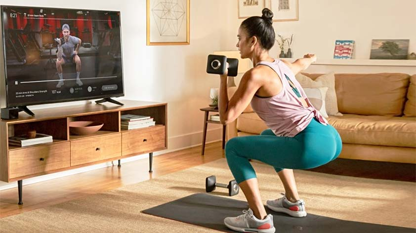 Self-Isolation 5 Tips for Exercising Safely at Home -Keep Fit Kingdom