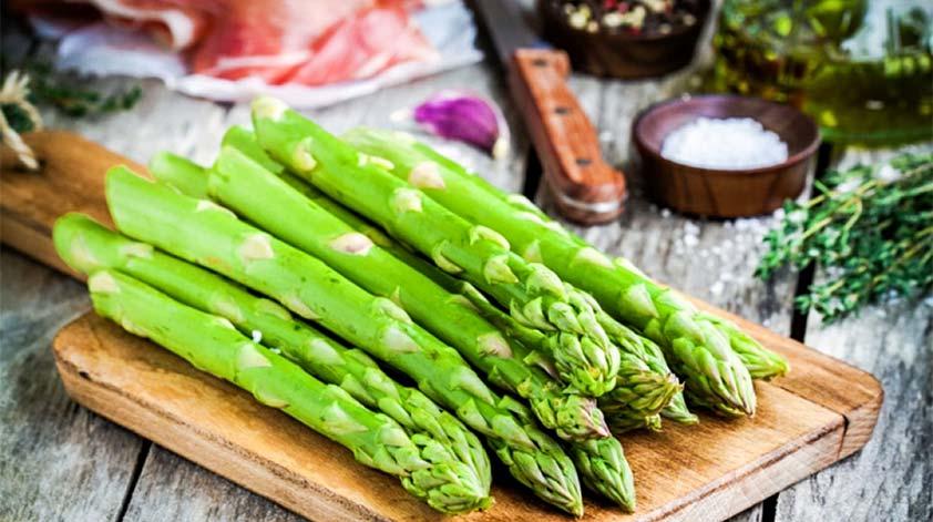 Asparagus -5 Top 5 Health Benefits -Keep Fit Kingdom