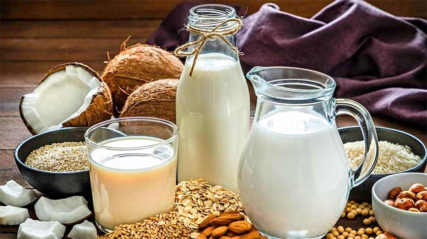 Plant Based Milk 5 Delicious Alternatives to Dairy Keep Fit Kingdom 842x472