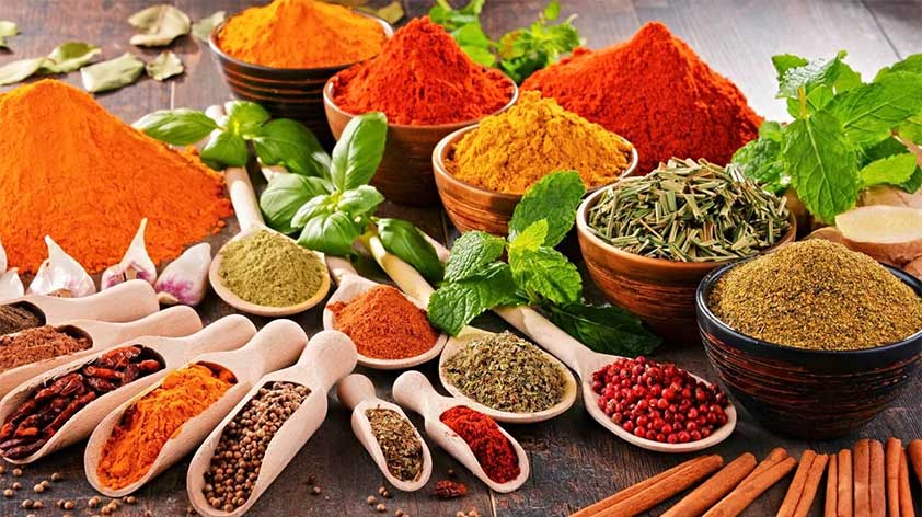 Top 6 Spices to Kick Your Health into Overdrive Keep Fit Kingdom 842x472