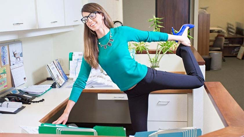 5 Easy Stretches You Can Do at Home or Work Keep Fit Kingdom 842x472