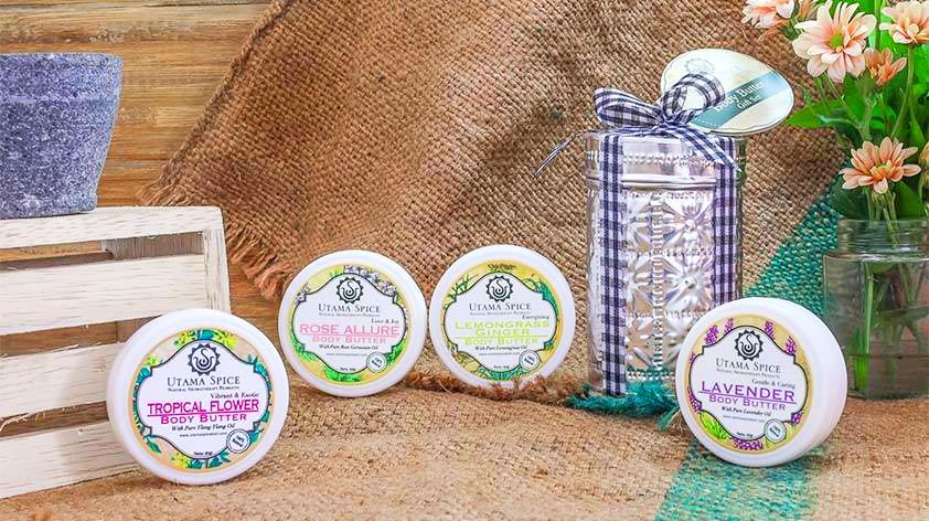 Utama Spice -Body Butters