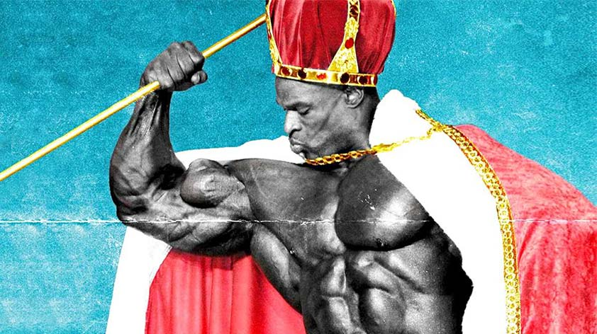 Ronnie Coleman The King 2018 Keep Fit Kingdom 842x472