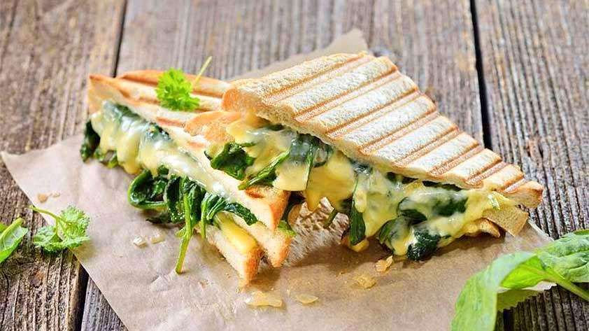 Toastie Time 5 Healthy Delicious Ones Keep Fit Kingdom