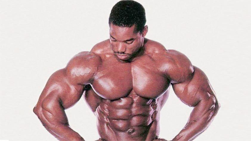 Bodybuilding Legends – Flex Wheeler
