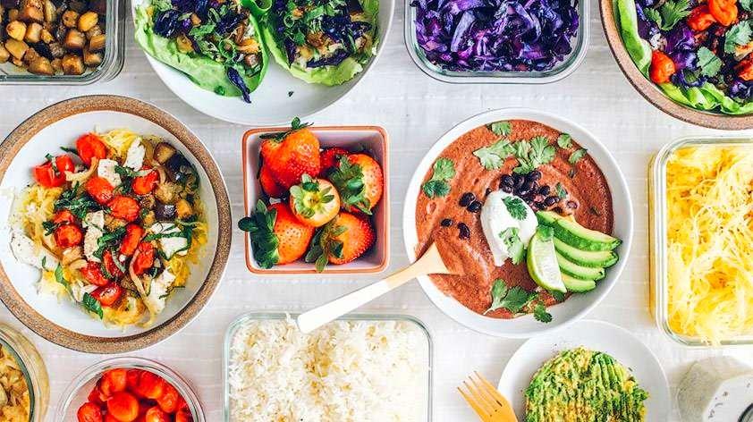 Ultimate Vegan Meal Prep Keep Fit Kingdom