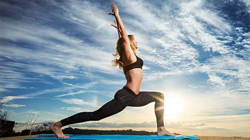 Yoga 5 Warrior Poses to Sculpt Your Body Keep Fit Kingdom 842x472