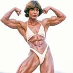 Bodybuilding Legends Juliette Bergmann - Keep Fit Kingdom