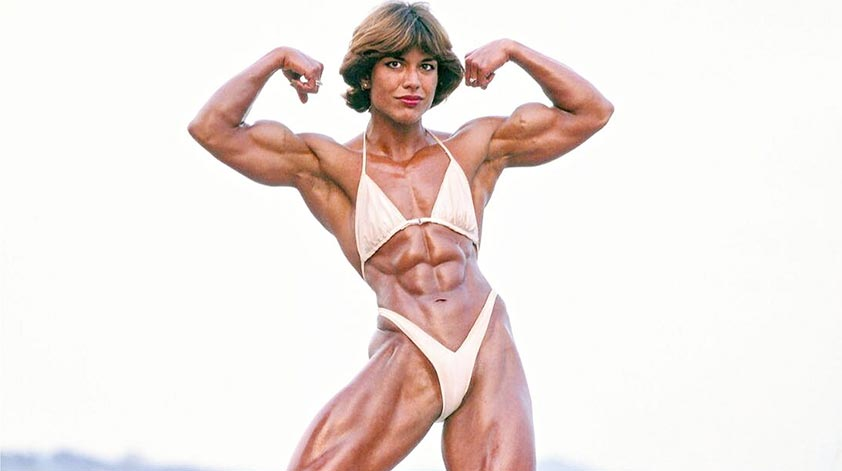 Bodybuilding Legends Juliette Bergmann - Keep Fit Kingdom