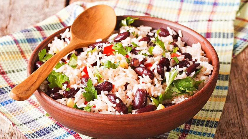 Rice Beans Can You Live Only on Them - Keep Fit Kingdom
