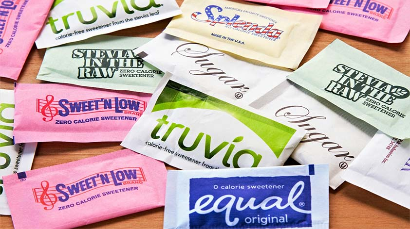 Artificial Sweeteners 4 Main Types You Should Know About - Keep Fit Kingdom