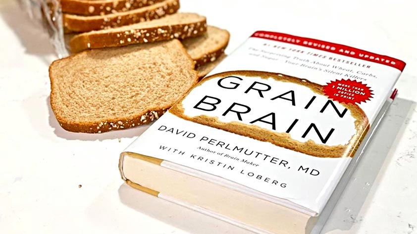 Grain Brain by Dr David Perlmutter - KEEP FIT KINGDOM