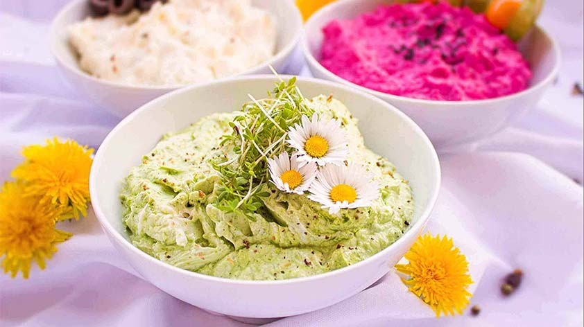 Vegan Dips 4 Irresistible Healthy Flavours Youll Love - Keep Fit Kingdom