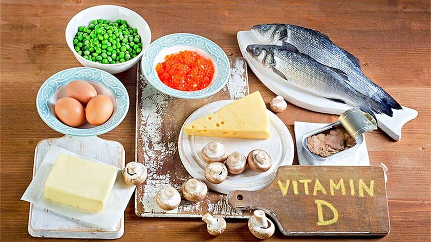 Vitamin D 5 Highest Content Foods - Keep Fit Kingdom