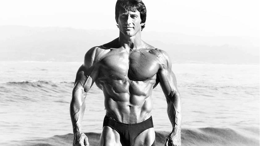 Bodybuilding Interview with 3 x Mr Olympia Frank Zane KEEP FIT KINGDOM