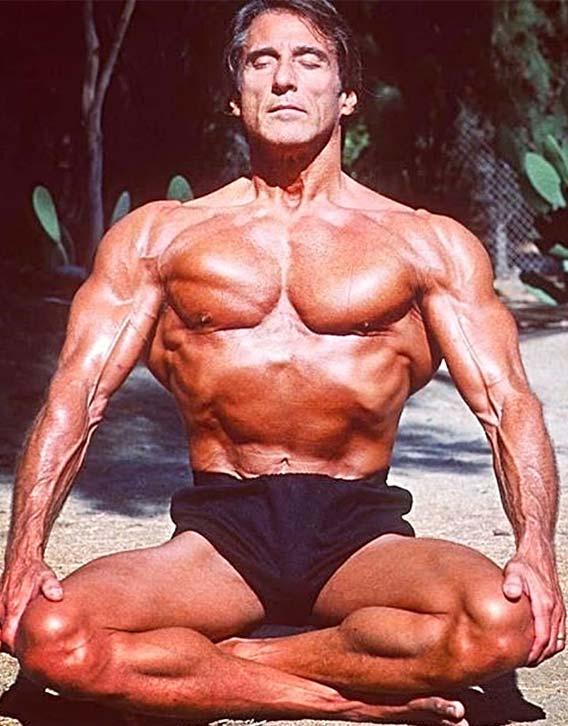 Frank Zane does Zen