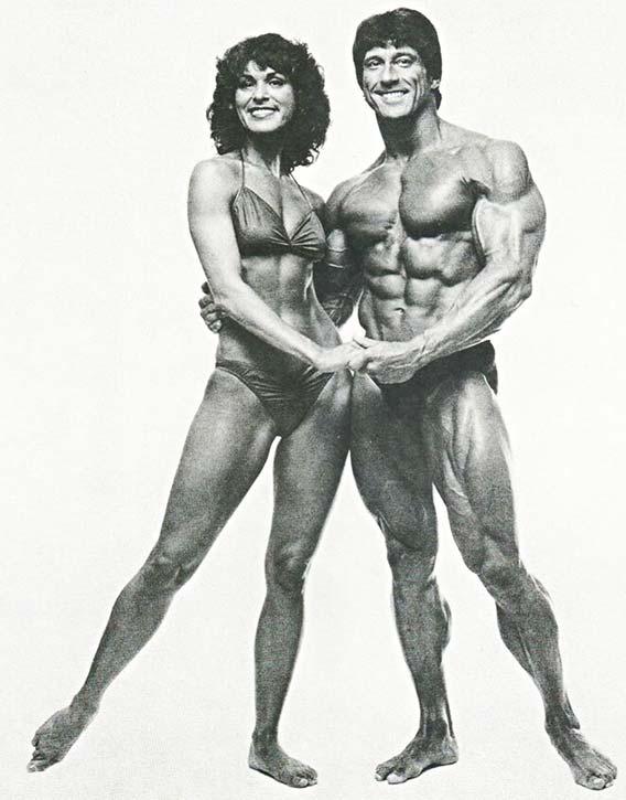 Frank and Christine Zane