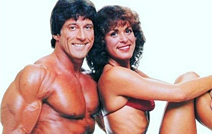 Frank with wife Christine