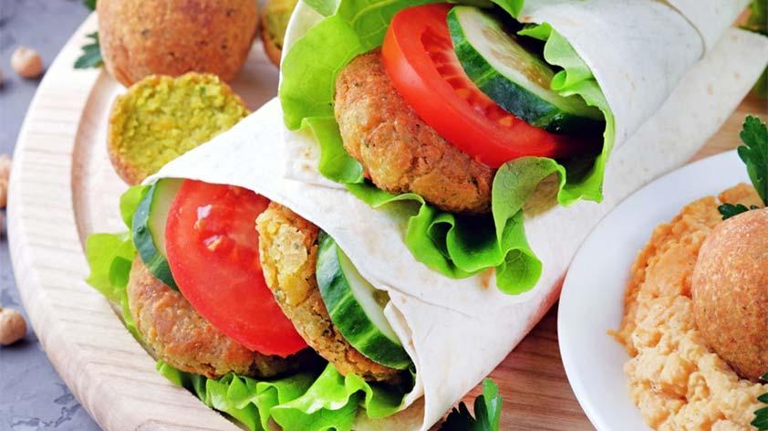 Wrap N Roll 5 Quick Easy Vegan Tortilla Recipes Youll Love - Keep Fit Kingdom