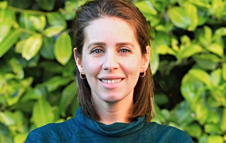 Dr Laura Freeman driving the plant based movement