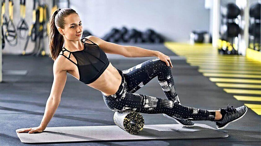 Foam Rolling Top 5 Reasons Why You Must Get One and Use It - Keep Fit Kingdom