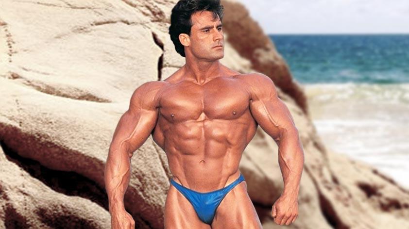 Bodybuilding Legends Francis Benfatto KEEP FIT KINGDOM 1