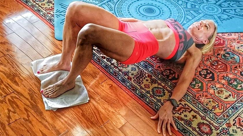 Towel Workouts 5 Great Effective Exercises Youve Got to Try - Keep Fit Kingdom
