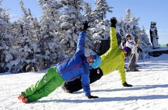 4 Great Exercises to Get You Skiing Fit!