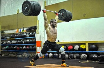 5 Awesome Olympic Weightlifter Physiques!