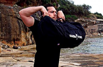 5 Reasons Why You Should Train with Sandbags!
