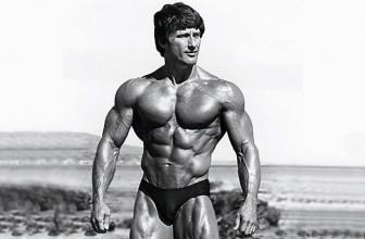 Bodybuilding Legends – Frank Zane