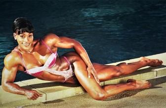 Bodybuilding Legends – Lenda Murray