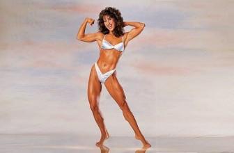 Bodybuilding Legends – Rachel McLish