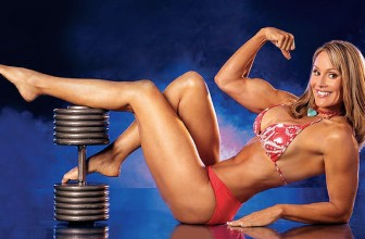 Bodybuilding Legends – Cory Everson