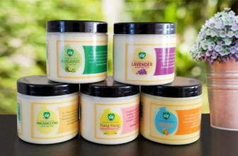 Essential By Nature: Body Butters