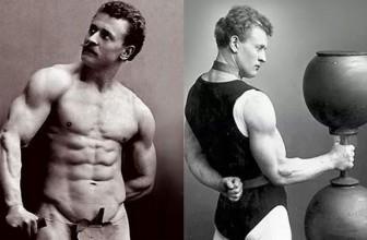 Bodybuilding Legends – Eugen Sandow