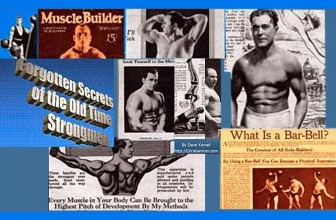 Forgotten Secrets of the Old Time Strongmen