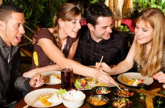 How to Eat Healthily when Dining Out!