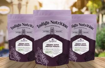Indigo Herbs – Organic Vegan Super Protein Powder
