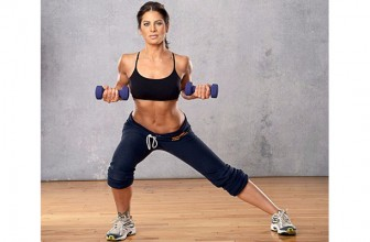 Jillian Michaels 6 Week Six-Pack Abs Workout