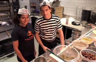 Pizza Express – Pizza Making Party!